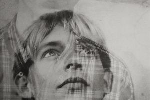 Picadilly Rent Boy, 1998/2013. Técnica mixta y emulsión fotográfica sobre tela, 120 x 119 cm